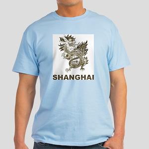 Vintage Shanghai Dragon Light T-Shirt