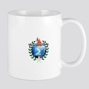 Scripting Games Logo Mugs