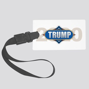 Trump 2020 Large Luggage Tag