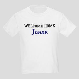 Welcome Home Janae Kids Light T-Shirt