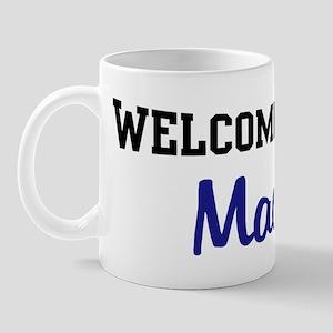 Welcome Home Macie Mug