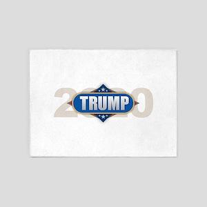 Trump 2020 5'x7'Area Rug