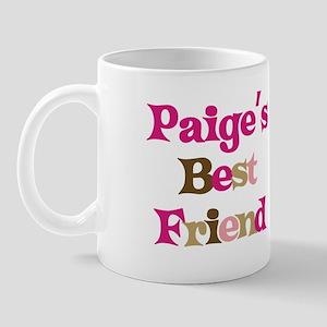 Paige 's Best Friend Mug