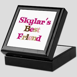 Skylar 's Best Friend Keepsake Box