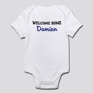 Welcome Home Damian Infant Bodysuit