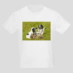 Cute Cocker Spaniels Kids T-Shirt