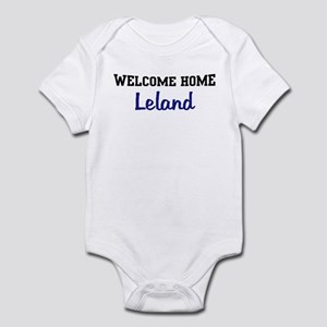 Welcome Home Leland Infant Bodysuit