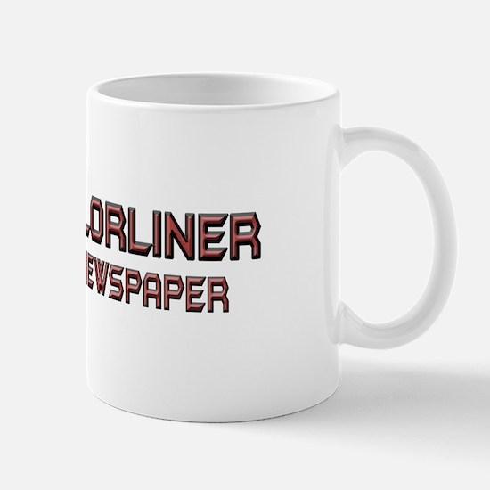 Unique Printing press Mug