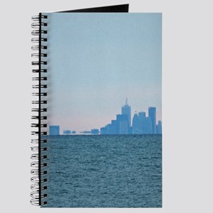 Toronto Skyline At Sunset Journal