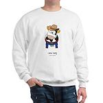 cow boy Sweatshirt