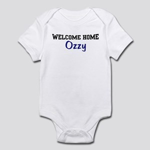 Welcome Home Ozzy Infant Bodysuit
