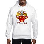 Hernandez Family Crest Hooded Sweatshirt