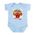 Hernandez Family Crest Infant Creeper