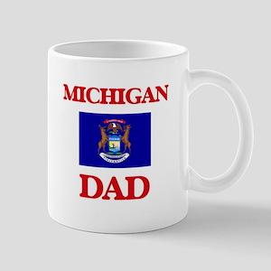 Michigan Dad Mugs