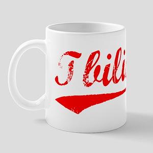 Vintage Tbilisi (Red) Mug