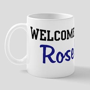 Welcome Home Roselyn Mug