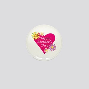 Happy Mother's Day Mini Button