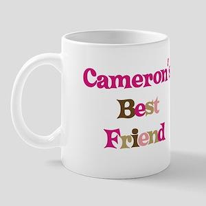 Cameron's Best Friend Mug