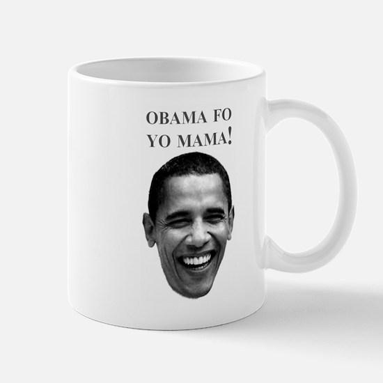 Unique Obama mama Mug