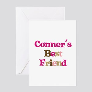 Conner's Best Friend Greeting Card