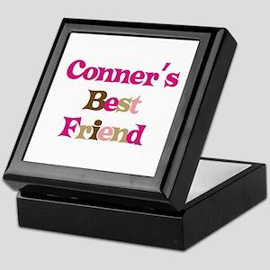 Conner's Best Friend Keepsake Box