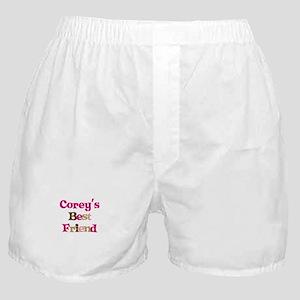 Corey's Best Friend Boxer Shorts
