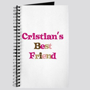 Cristian's Best Friend Journal