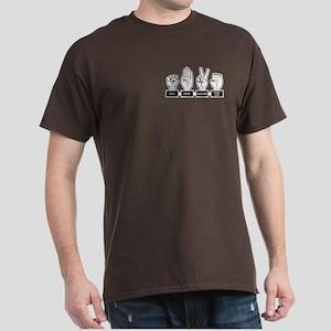 R-P-S-TS -318 Dark T-Shirt