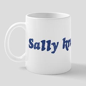 Sally knows best Mug
