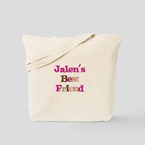 Jalen's Best Friend Tote Bag