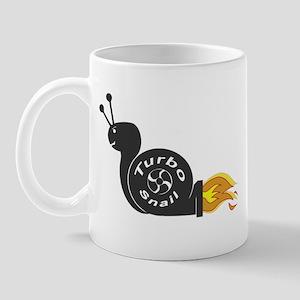 Evil Turbo Snail Mug