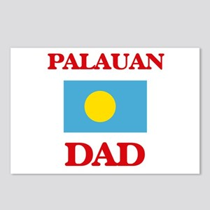Palauan Dad Postcards (Package of 8)