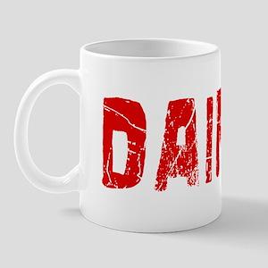Dairen Faded (Red) Mug