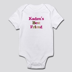 Kaden's Best Friend Infant Bodysuit