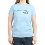 This is my alt Women's Light T-Shirt