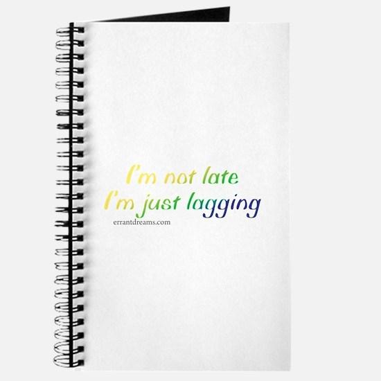 Just Lagging Journal