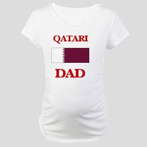 Qatari Dad Maternity T-Shirt