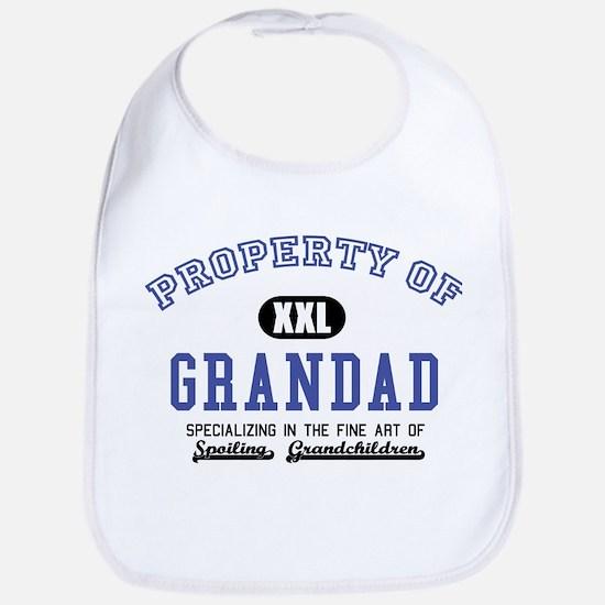 Property of Grandad Bib