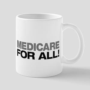 Medicare For All Mug Mugs