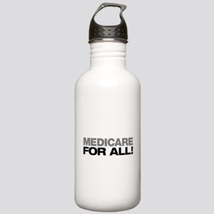 Medicare For All Stainless Water Bottle 1.0l