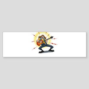Rocker Bumper Sticker