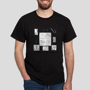 Remove a Hook Dark T-Shirt