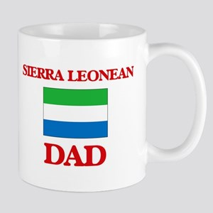 Sierra Leonean Dad Mugs