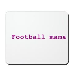 Football Mama Mousepad