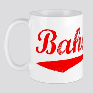 Vintage Bahamas (Red) Mug
