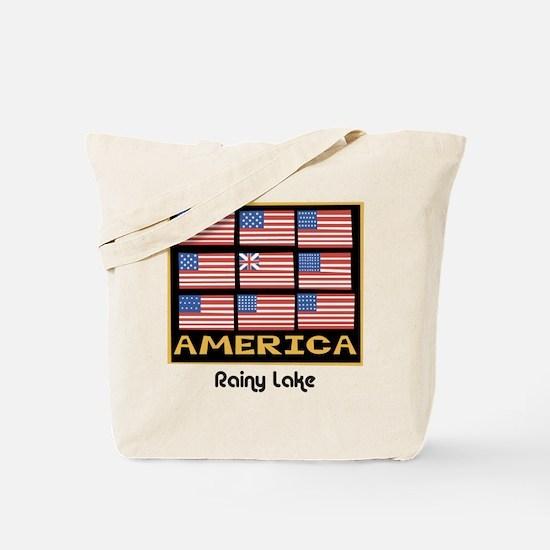 9 Flags Tote Bag