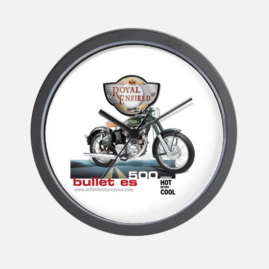 Style With Stamina 500 ES Wall Clock