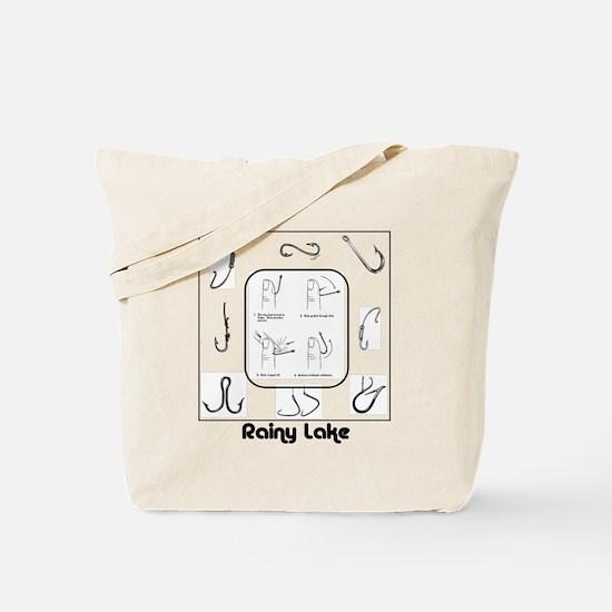 Remove a Hook Tote Bag
