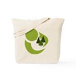 Tree Hugger Tote Bag