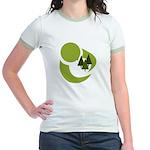 Tree Hugger Jr. Ringer T-Shirt